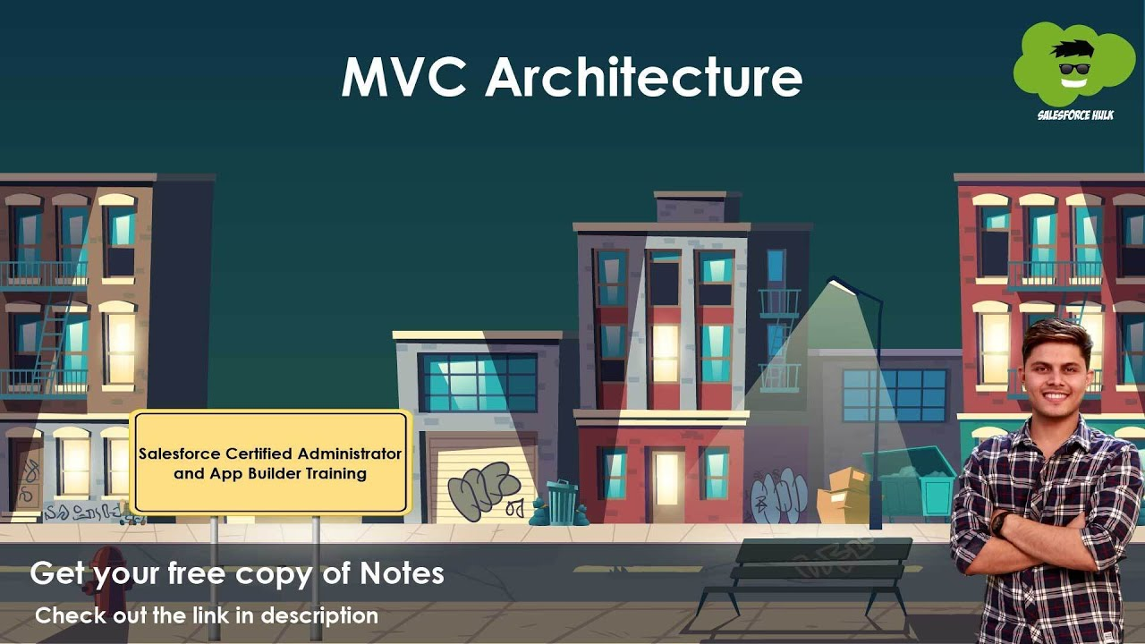 MVC Architecture in Salesforce