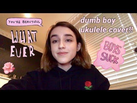 DUMB BOY UKULELE COVER