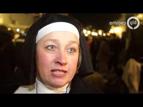 'Kerst in de Vesting' in Elburg druk bezocht