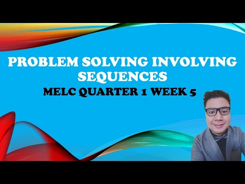 Grade 10 Math - Quarter 1 - Lesson 11 - Problem Solving Involving Sequences