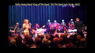 Delta Swing Band met King of The Road