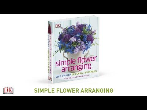 Simple Flower Arranging: Book Trailer