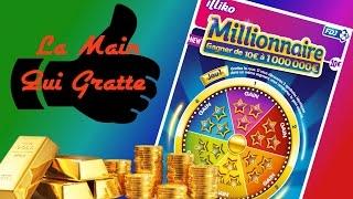 LE MILLION ? La chance reviens!  [La Main Qui Gratte #8]