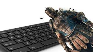 For Honor Salt: Keyboard Warrior Edition
