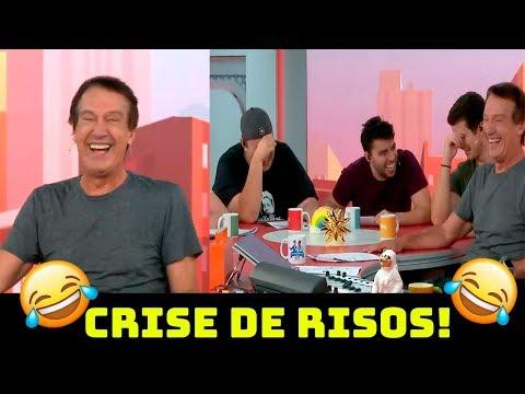 Pânico 2020 - Episódio 27   CRISE DE RISOS NO PROGRAMA!