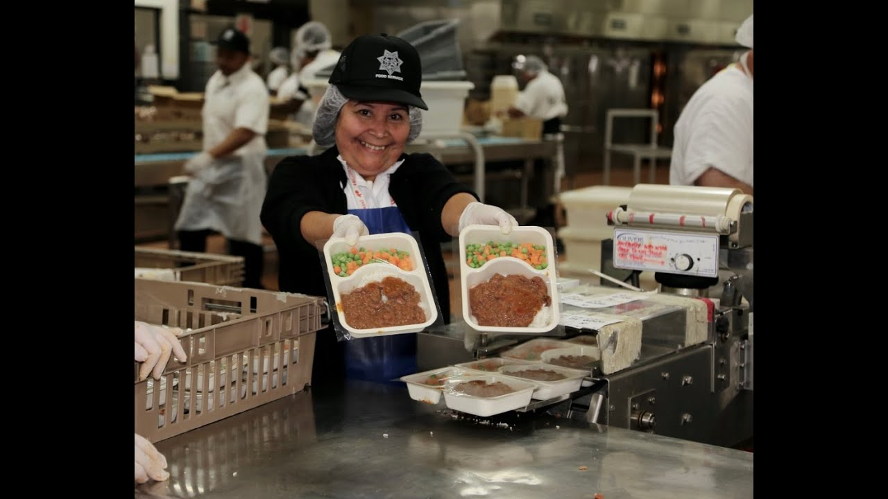 Healthy Meals At County Jails San Diego County Sheriff S Department