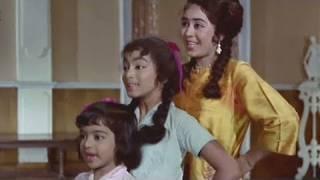 Aamdani Attanni Kharcha Rupaiya - Prithviraj Kapoor,Asha, Mahendra Kapoor, Teen Bahuraniyan Song