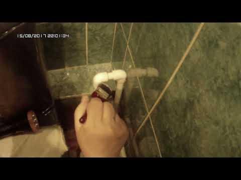 Броня  Покраска от запотевания труб в туалете
