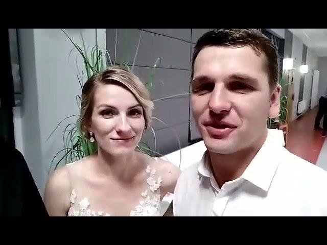 Zhodnocení svatby - Harazimovi - DJ Jan Konečný - KV-Production