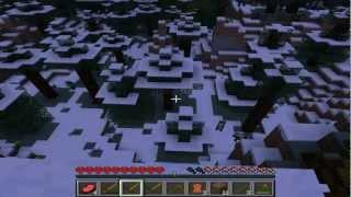 MineCraft #1 Охотник за Монстрами- Восcтание мёртвых) HD