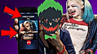 CALLING HARLEY QUINN *OMG SHE ACTUALLY ANSWERED*