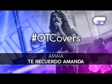 INSTRUMENTAL | Te recuerdo Amanda - Amaia | OTCover