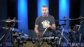 Beginner Single Pedal Bass Drum Speed