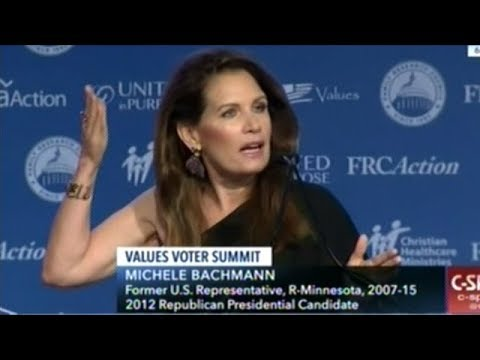 """Michele Bachmann """"Massive Amounts Of False Information Going Through The Mainstream Media"""""""