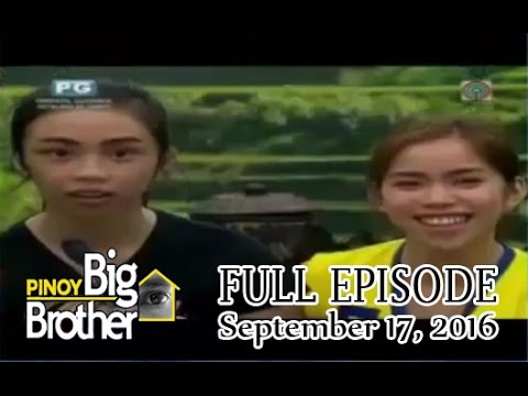 PBB Lucky Season 7 - September 17, 2016 - FULL