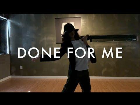 "MINZYTV 002 ""Done For Me"" Charlie Puth Feat. Kehlani [밀레니엄댄스학원] - 공민지 Mp3"