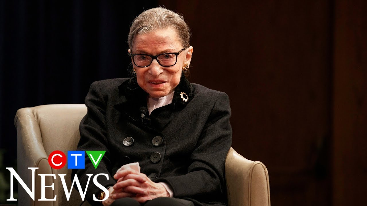 Justice Ruth Bader Ginsburg, Champion Of Gender Equality, Dies At ...