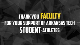 Life of an Arkansas Tech Student-Athlete