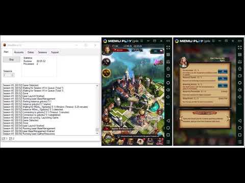 War And Order Bot & Cheats   WaoBot Demo