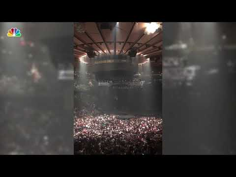 NYC Blackout: Jennifer Lopez Concert at MSG Cut Short By Power Outage  NBC New York