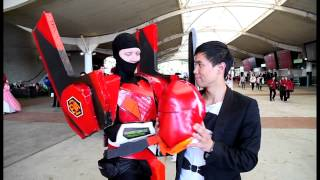 PopAsia at SMASH: Sydney Manga & Anime Show 2014