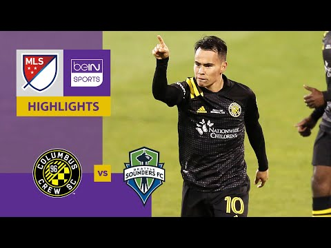 Columbus Seattle Sounders Goals And Highlights