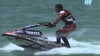 Personal Watercraft Freestyle Champion Eric Malone Profile, 2001
