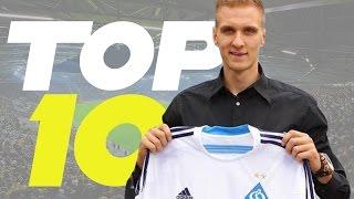   TOP 10     Najdroższych transferów Polaków z Ekstraklasy