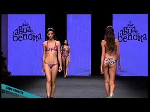 Desfiles BANANA MOON - AGUA BENDITA - CARLOS SAN JUAN. Swimwear Fashion Week GCMC 2015