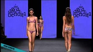 Desfiles BANANA MOON - AGUA BENDITA - CARLOS SAN JUAN. Swimwear Fashion Week GCMC 2015