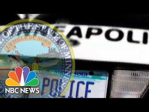 Minnesota Launches Civil Rights Investigation Of Minneapolis Police Department | NBC Nightly News