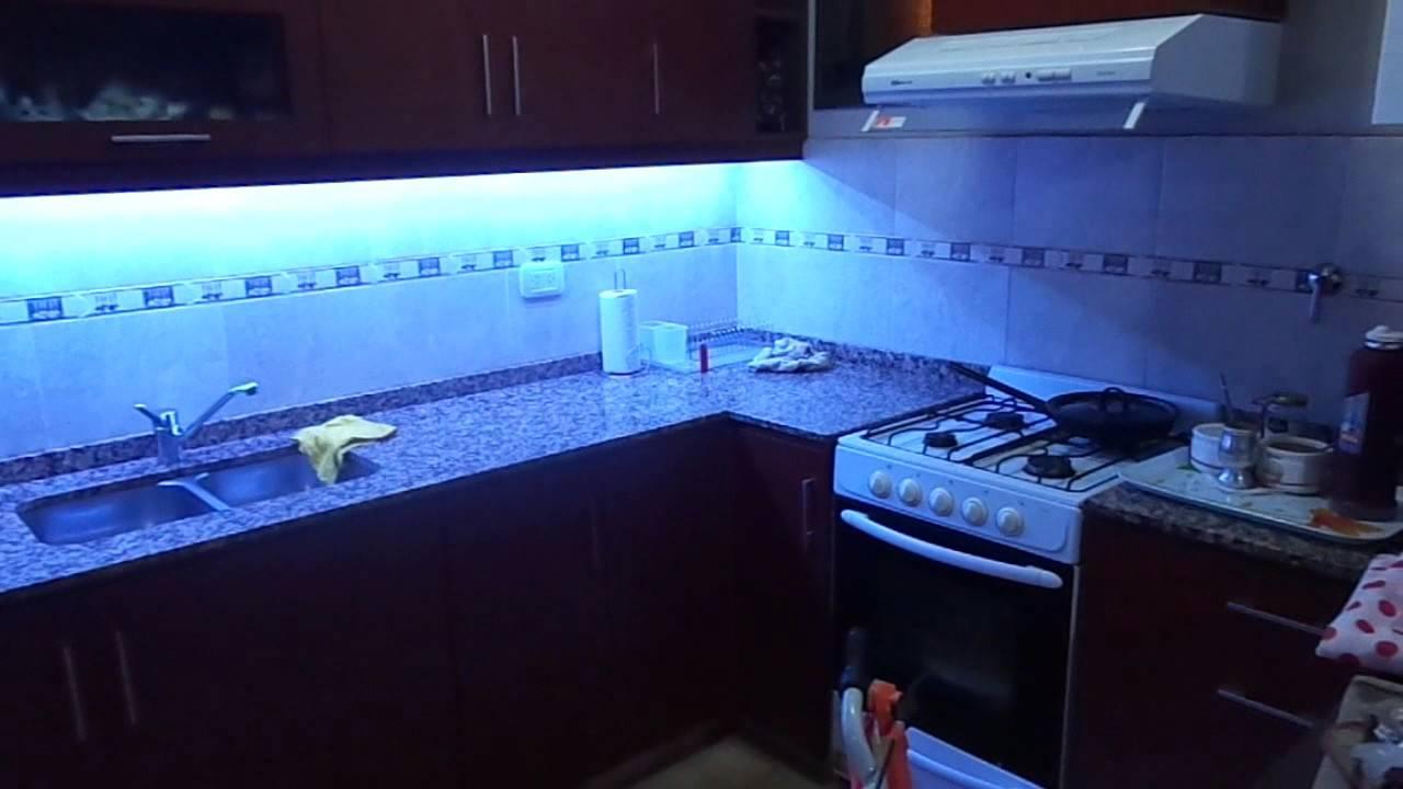 Tira de led 50 50 5 metros 30 led x metro youtube for Cocinar 12v