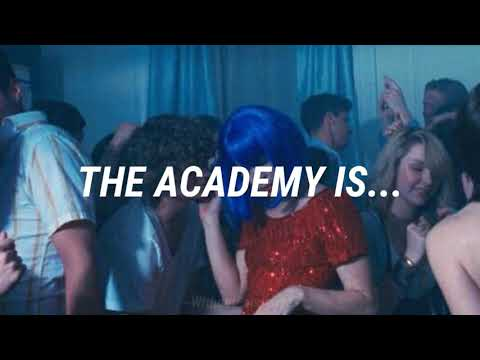 Skeptics and True Believers - The Academy Is... from YouTube · Duration:  2 minutes 56 seconds
