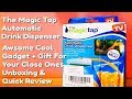 The Magic Tap Quick Review | Automatic Drink Dispenser Review | Best Gift For Your Loved Ones