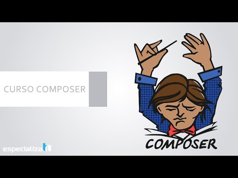 Aula 01 - Curso Completo e Gratuito Sobre Composer PHP