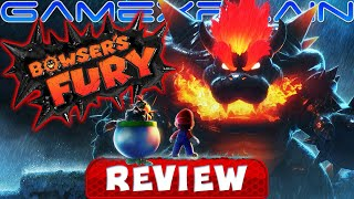 Bowser's Fury - REVIEW (Switch) (Video Game Video Review)