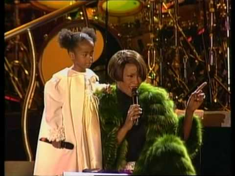 Whitney Houston Ft Her Daughter Bobbi Kristina Brown My Love Is Your Love
