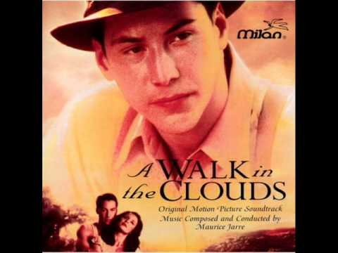Maurice Jarre - A WALK IN THE CLOUDS (1995) - Soundtrack Suite poster