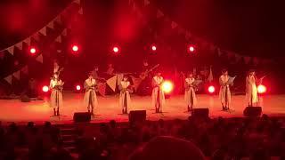 A girls chorus group in Machida Tokyo Japan plays Bohemian rhapsody...