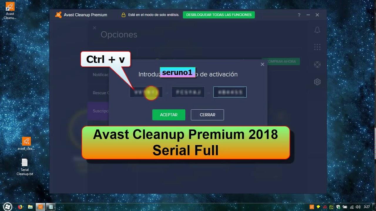 avast cleanup premium gratuit