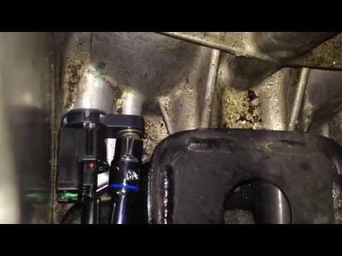 Замена датчика положения коленвала Nissan Altima P0335, P0340, P0725, или P1336.