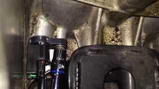 Замена датчика положения коленвала - Nissan Altima - P0335, P0340, P0725, или P1336.