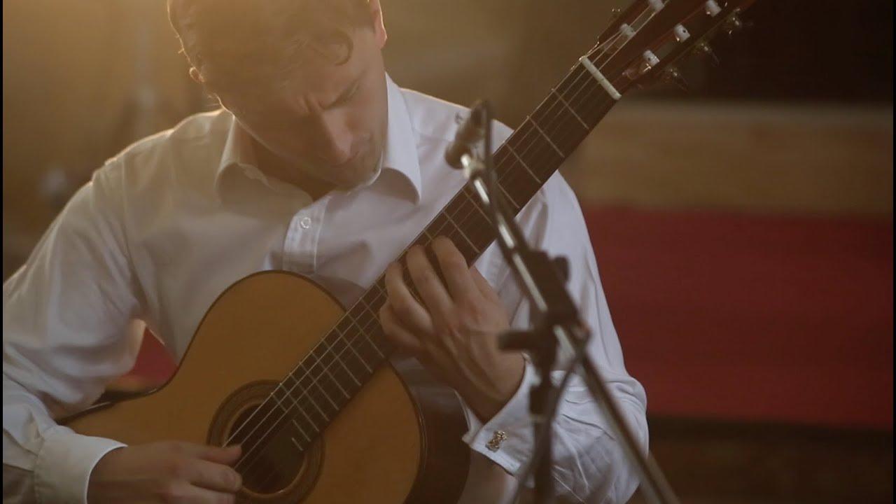 Classical Guitar - Johann Sebastian Bach - Two Minuets