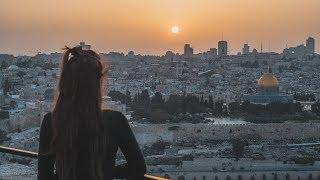 KOSTENLOSE TOUR im HEILIGEN JERUSALEM?! - Wir haben keine Ahnung! l Israel Backpacker Vlog #03