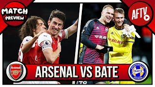 Arsenal vs Bate Borisov Preview | Emery Under Pressure!