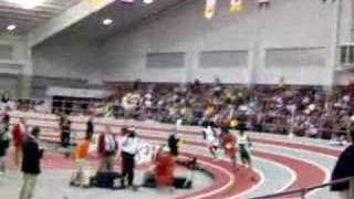 2005 World Indoor 400m Record Kerron Clement