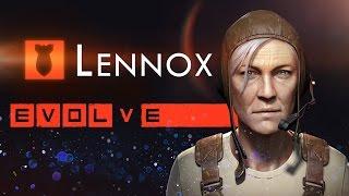 Evolve Stage 2 ● Леннокс - Гайд, тактика игры.