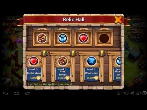 Castle Clash Quest Video 45K Might