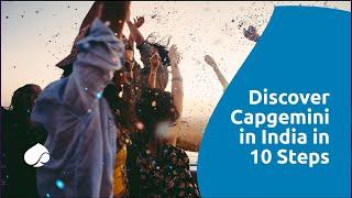 Discover Capgemini in India in 10 Steps - April 2021
