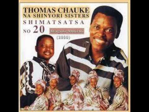 Thomas chauke_ Hambi mo dlemulela